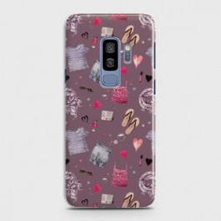 SAMSUNG GALAXY S9 PLUS Casual Summer Fashion Design Case