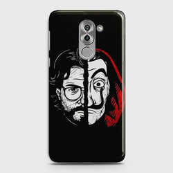 HUAWEI HONOR 6X MONEY HEIST PROFESSOR Case