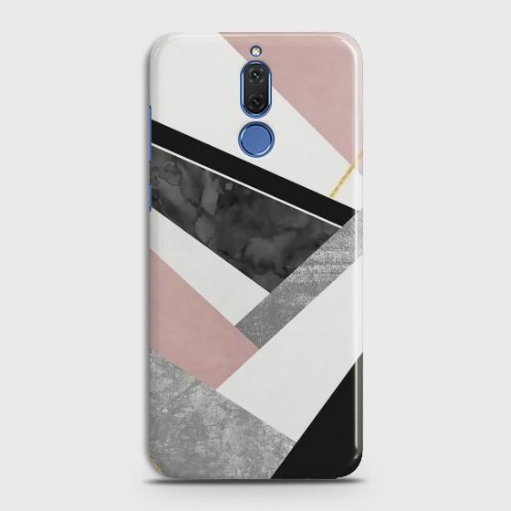Huawei Mate 10 Lite Luxury Marble design Case