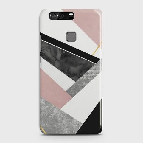 Huawei P9 Luxury Marble design Case - Phonecase.PK