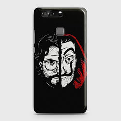 HUAWEI P9 MONEY HEIST PROFESSOR Case