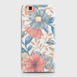 HUAWEI P9 LITE Seamless Flower Case
