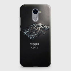 HUAWEI Y7 PRIME (2017) Winter Has Come GOT Case