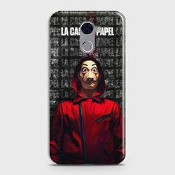 HUAWEI Y7 PRIME (2017) Money Heist Case