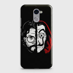 HUAWEI Y7 PRIME (2017) MONEY HEIST PROFESSOR Case