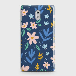 Nokia 6 Colorful Flowers Case