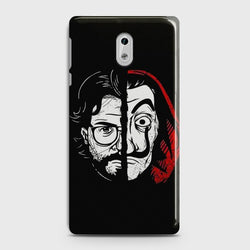 Nokia 6 MONEY HEIST PROFESSOR Case