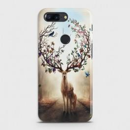 ONEPLUS 5T Blessed Deer Case