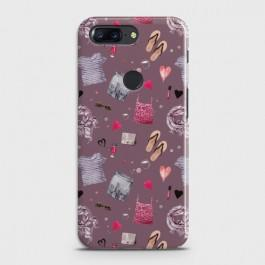 ONEPLUS 5T Casual Summer Fashion Design Case