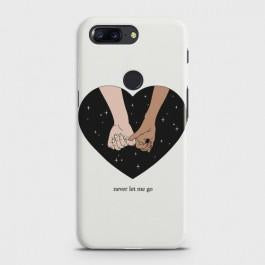 ONEPLUS 5T Never Let Me Go Case