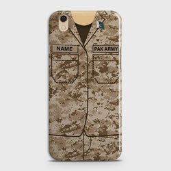 OPPO A37 Army Costume Case