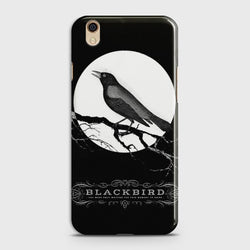 OPPO A37 Rendering Black Bird Case