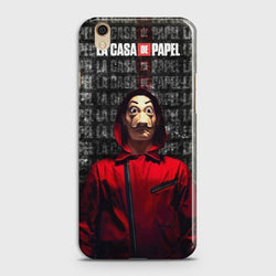 OPPO A37 Money Heist Case