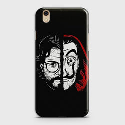 OPPO A37 MONEY HEIST PROFESSOR Case