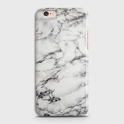 OPPO A57 Trendy White Marble Case
