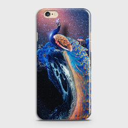 OPPO A57 Peacock Diamond Embroidery Case