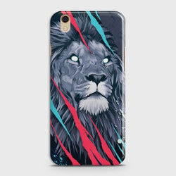Oppo F1 Plus Abstract Animated Lion Case