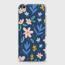 Oppo F1 Plus Colorful Flowers Case