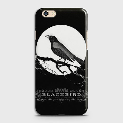 OPPO F3/A77 Rendering Black Bird Case