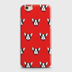 OPPO F3/A77 BOSTON TERRIER RED Case