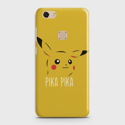 VIVO V7 Pikachu Case