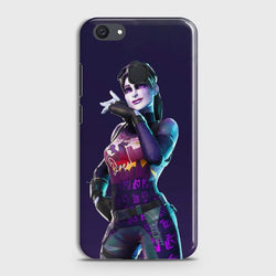 Vivo V7 Plus Fortnite Lady Warrior Case