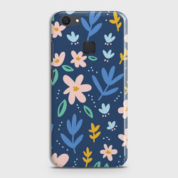 Vivo V7 Plus Colorful Flowers Case
