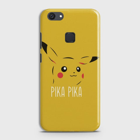 Vivo V7 Plus Pikachu Case