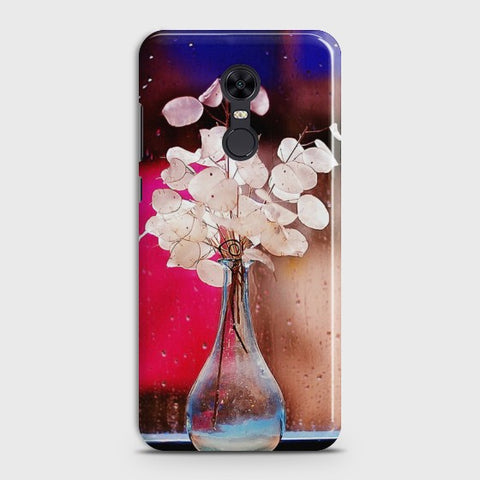 XIAOMI REDMI 5 Beautiful Vase Case