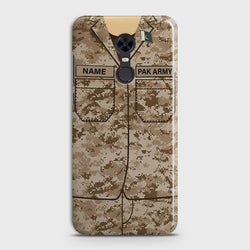 XIAOMI REDMI 5 Army Costume With Custom Name Case