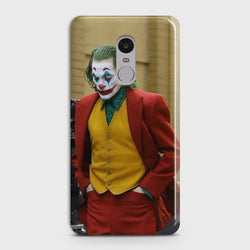XIAOMI REDMI NOTE 4 Joker Case
