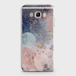 SAMSUNG GALAXY J7 (2016) Animated Colorful design Case