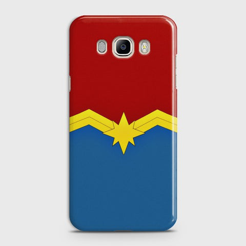 SAMSUNG GALAXY J7 (2016) Super Women Case