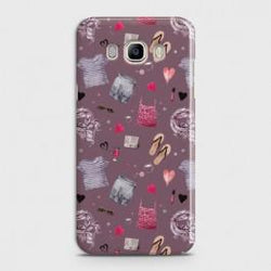 SAMSUNG GALAXY J5 (2016) Casual Summer Fashion Design Case