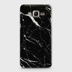 SAMSUNG GALAXY J3 2016 (J320) Trendy Black Marble Case