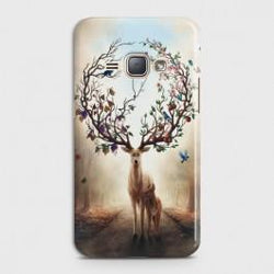 SAMSUNG GALAXY J1 2016 (J120) Blessed Deer Case