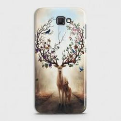 SAMSUNG GALAXY J7 PRIME Blessed Deer Case