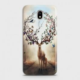 SAMSUNG GALAXY J3 (2017) Blessed Deer Case