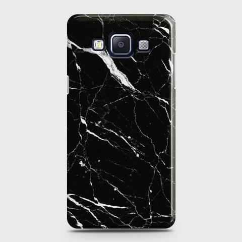 SAMSUNG GALAXY E5 Trendy Black Marble Case