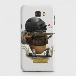 SAMSUNG GALAXY C7 PUBG Legends Arena Case