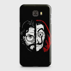 SAMSUNG GALAXY C7 MONEY HEIST PROFESSOR Case