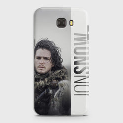SAMSUNG GALAXY C7 PRO Jon Snow GOT Case