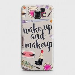 SAMSUNG GALAXY A7 (2016) Wakeup N Makeup Case