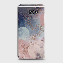 SAMSUNG GALAXY A5 (2017) Animated Colorful design Case