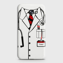 SAMSUNG GALAXY A3 (2017) Doctor Costume Case