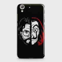Huawei Y6II MONEY HEIST PROFESSOR Case