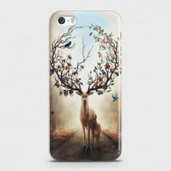 IPHONE 5/5C/5S Blessed Deer Case