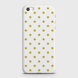 IPHONE 5/5C/5S Tiny Golden Stars Case