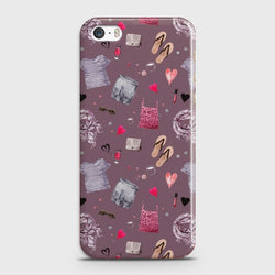 IPHONE 5/5C/5S Casual Summer Fashion Design Case