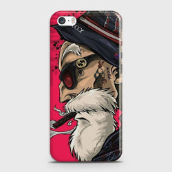 IPHONE 5/5C/5S Master Roshi Case